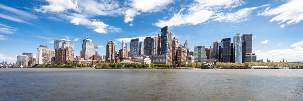 Skyline New York Financial Destrict